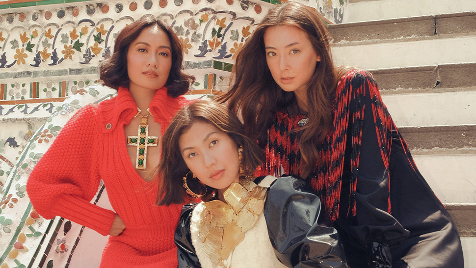 You Have To See Liz Uy, Laureen Uy, And Madi Ross Exploring Bangkok In Gucci