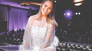 Chrissy Teigen Was Spotted Wearing Filipino Designer Patty Ang