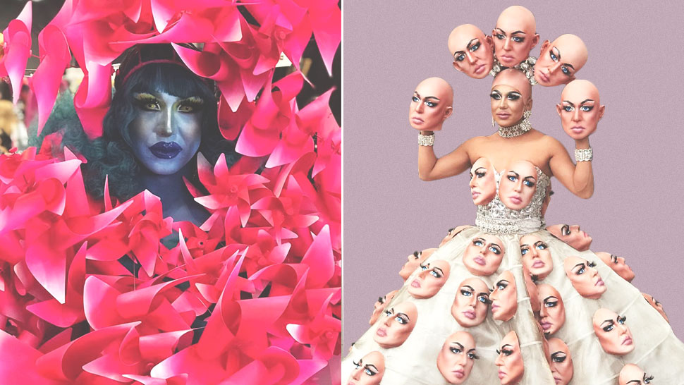Rajo Laurel Made These Jawdropping Looks for RuPaul's DragCon 2019