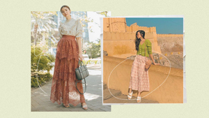 10 Ways To Look Good In Maxi Skirts, As Seen On These Celebrities