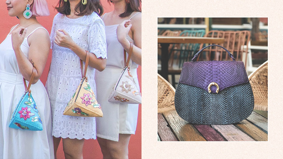 10 Stylish Cocktail Bags To Shop From Local Designers
