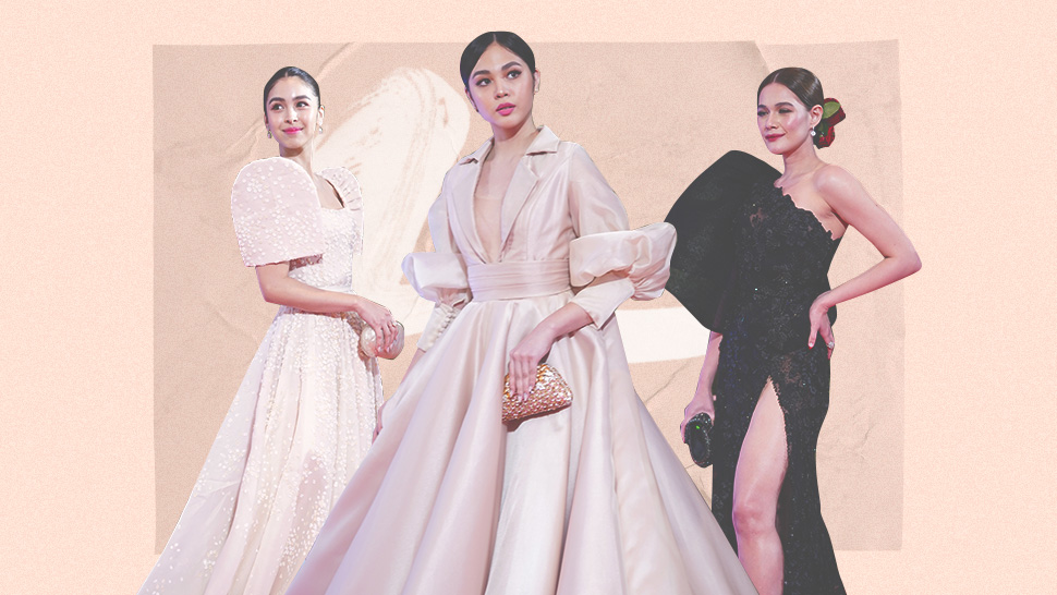 The 10 Best Dressed Celebrities At The Abs-cbn Ball 2019