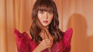 Kathryn Bernardo Reveals Why She Chose Michael Cinco For Abs-cbn Ball 2019