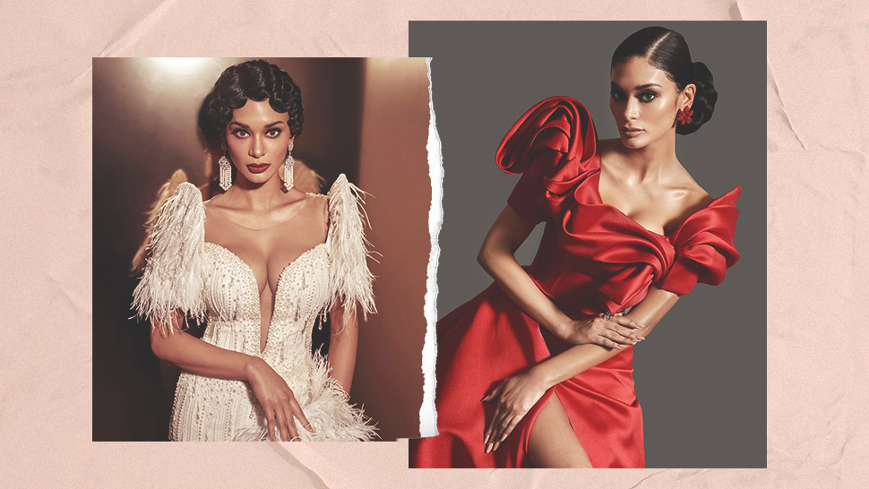 You Have to See All of Pia Wurtzbach's ABS-CBN Ball 2019 Looks