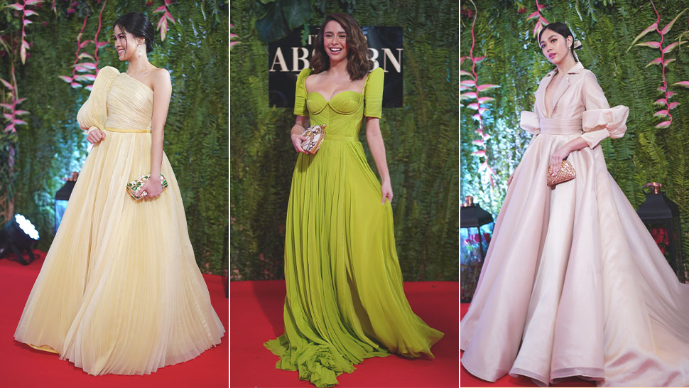 All The Celebrities We Spotted At The Abs-cbn Ball 2019 (part 2)
