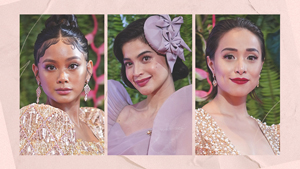 10 Best Beauty Looks At The Abs-cbn Ball 2019