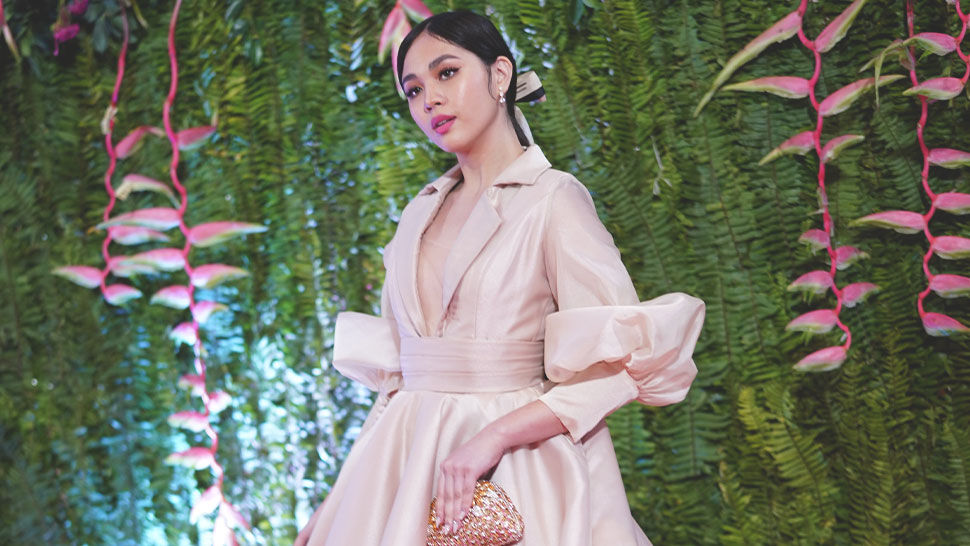 You Have to See Janella Salvador's Show-Stopping ABS-CBN Ball Look