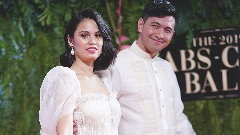 Leila Alcasid's Abs-cbn Ball Dress Proves She's All Grown Up