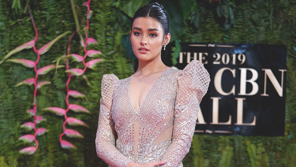 Liza Soberano's ABS-CBN Ball Gown Was Made with a Thousand Swarovski Crystals