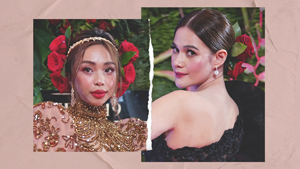 All The Twinning Moments We Spotted On The Abs-cbn Ball 2019 Red Carpet