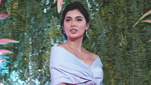 Jane De Leon Wore A Darna-inspired Necklace At The Abs-cbn Ball