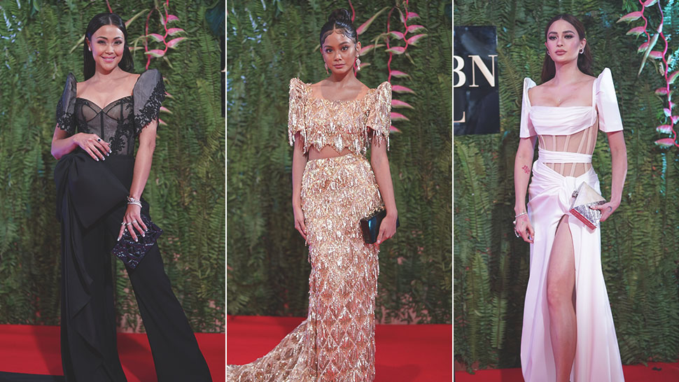 6 Fashion Trends That Dominated the ABS-CBN Ball 2019 Red Carpet