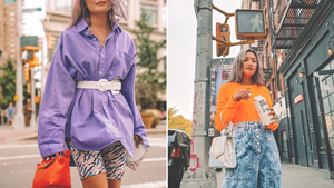 All Of Laureen Uy's Fun, Colorful Ootds From New York Fashion Week