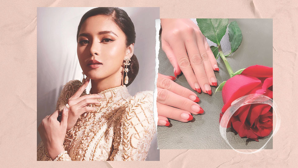 10 Gorgeous Celebrity Nails You Probably Missed at the ABS-CBN Ball