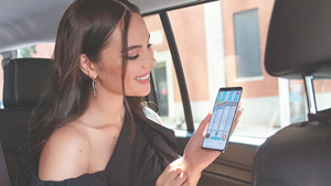 You Can Now Download Catriona Gray's Voice On Waze