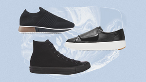 10 Black Sneakers To Shop If You Want To Give Your White Kicks A Break