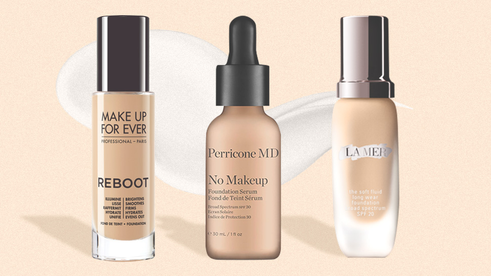 10 Foundations With Skincare Benefits You'll Love