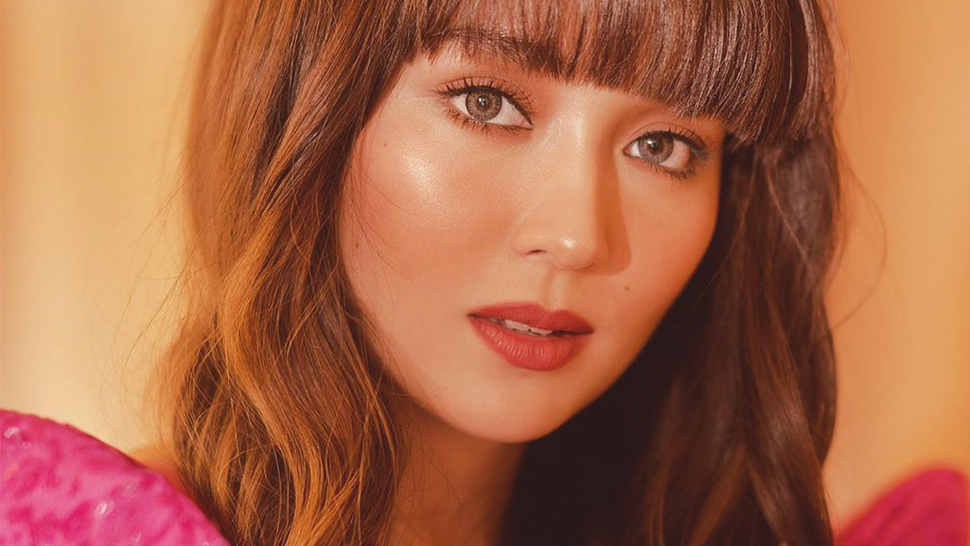 These Are The Exact Lipsticks Kathryn Bernardo Wore To The Abs-cbn Ball