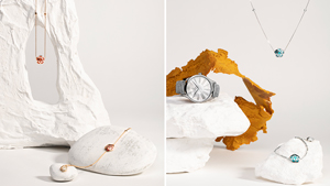 Omega's New Collection Makes It So Easy To Match Your Jewelry To Your Watch