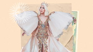 Vice Ganda's Abs-cbn Ball Gown Was Inspired By Manila Carnival Queens