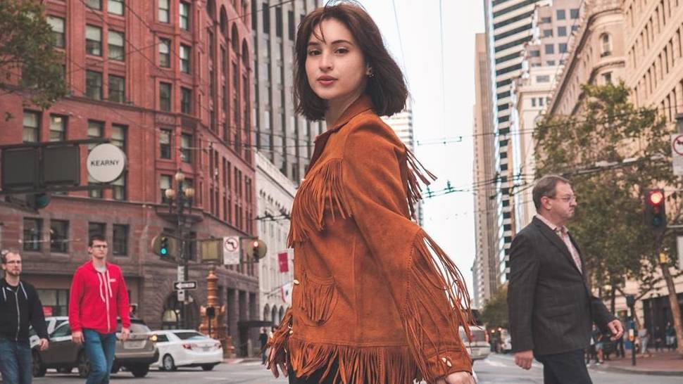 Billy Crawford's Mom Gave Coleen Garcia A Vintage Jacket