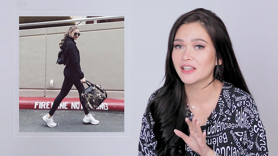 Bela Padilla Has Some Interesting Comments About Her Old OOTDs