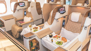 This Is Your Chance To Fly First Class For Less