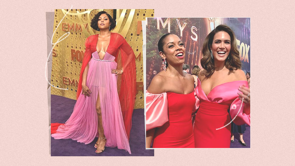 This Seems To Be The Most Popular Color Combo At The 2019 Emmy Awards