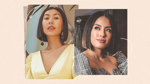 Liz Uy And Gretchen Ho Are Twinning In This Chic Short Haircut