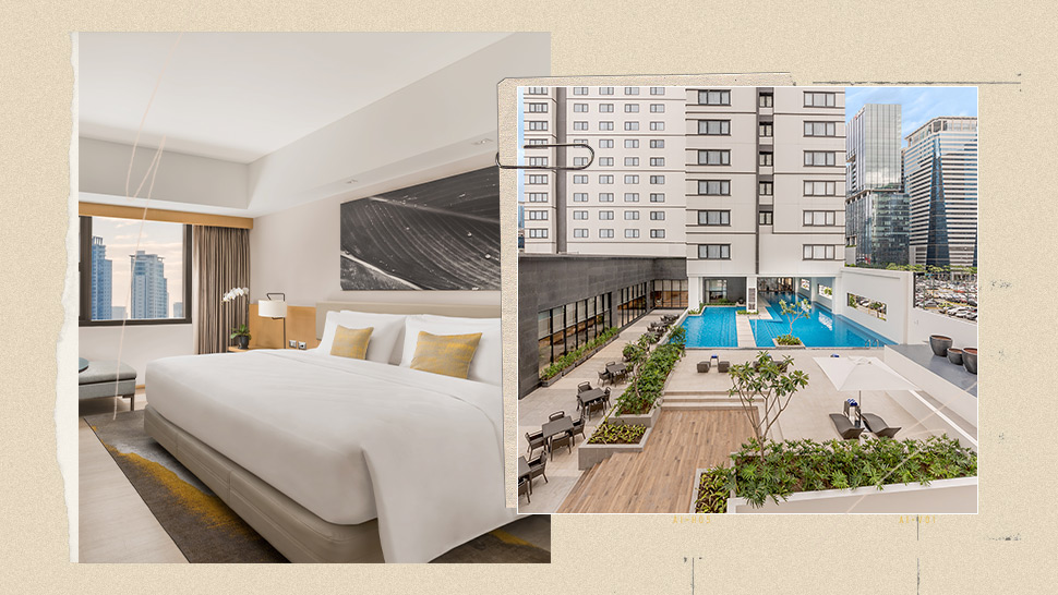 Seda Is The Chic Cozy Hotel To Book For A Quick Stay In Bgc