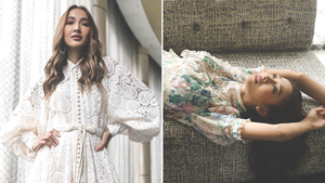 You'll Want Every Single Zimmermann Dress Marie Lozano Is Wearing