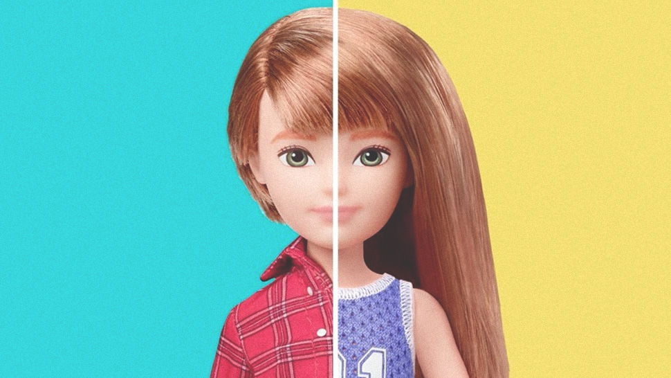 Mattel Just Dropped Its First Line of Gender-Neutral Dolls
