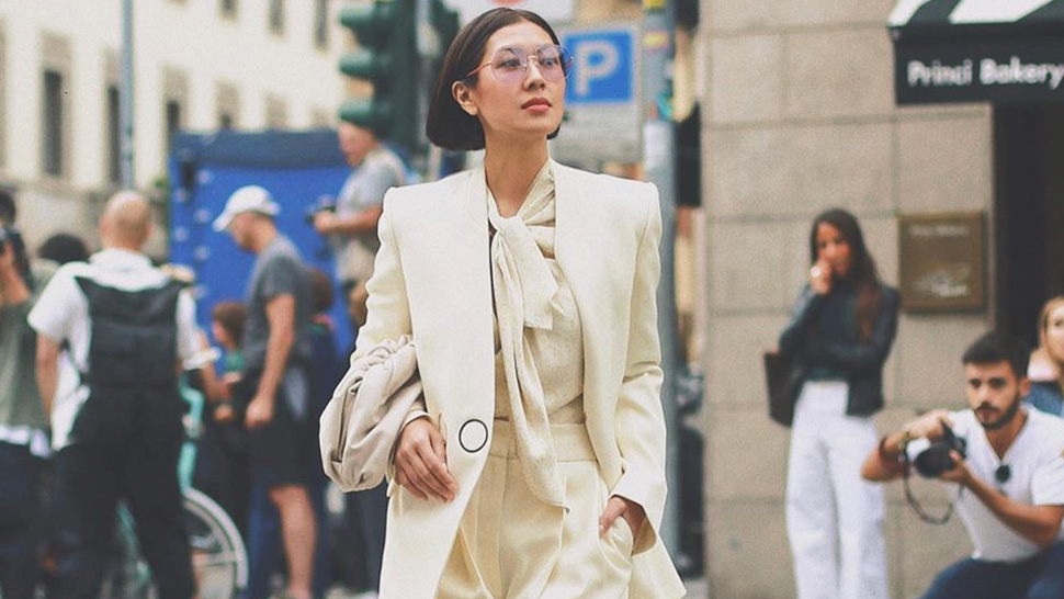 All the Styling Tips We Learned From Liz Uy's OOTDs At Milan Fashion Week