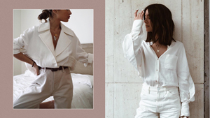 Heart Evangelista's Easy Styling Trick Will Upgrade Your White Shirt