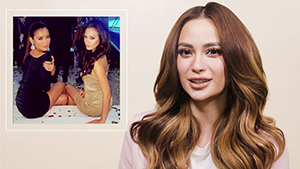 Arci Muñoz Cringing At Her Old Outfit Photos Is Too Funny To Watch