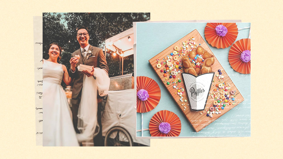 7 Food Carts You Can Book For Your Wedding Reception