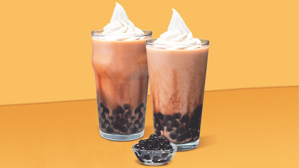 McDonald's Now Offers Milk Tea with Brown Sugar Pearls
