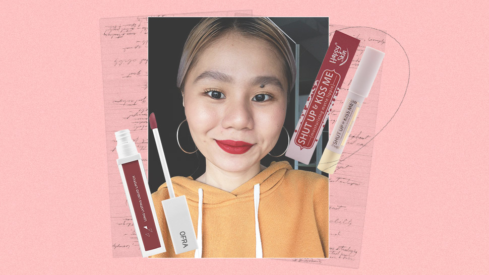 Beauty Review: 5 Red Lip Products You Can Wear During the Day