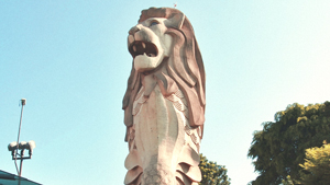 Singapore's Giant Merlion Statue Is About To Be Demolished