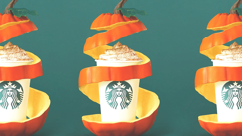 Starbucks' Pumpkin Spice Latte Is Back