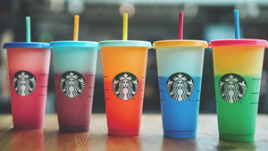 You Can Now Buy Starbucks' Color-changing Reusable Cups