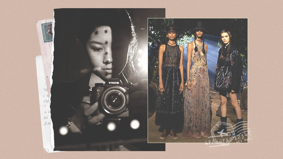 A Filipina Photographer Shot Dior's Latest Collection For Paris Fashion Week