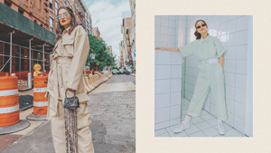 All The Cool Girls Of Instagram Love This Jumpsuit Trend