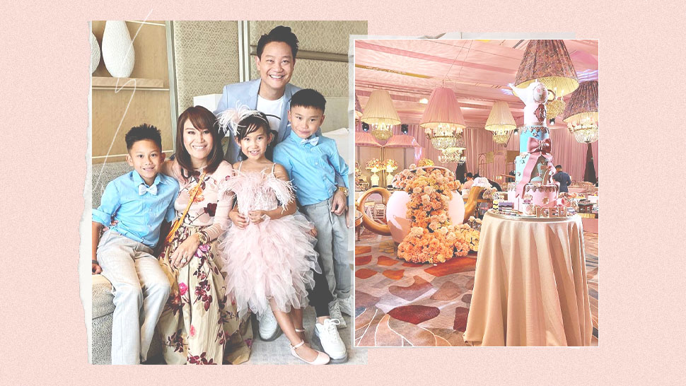 You'll Love Keli Teo's Adorable 7th Birthday Party Ootd