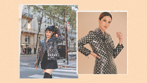 Heart Evangelista And Sarah Lahbati Both Love This Louis Vuitton Jacket