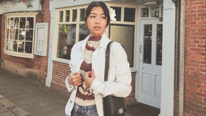 You Have To See Every Designer Piece Rei Germar Shopped In London
