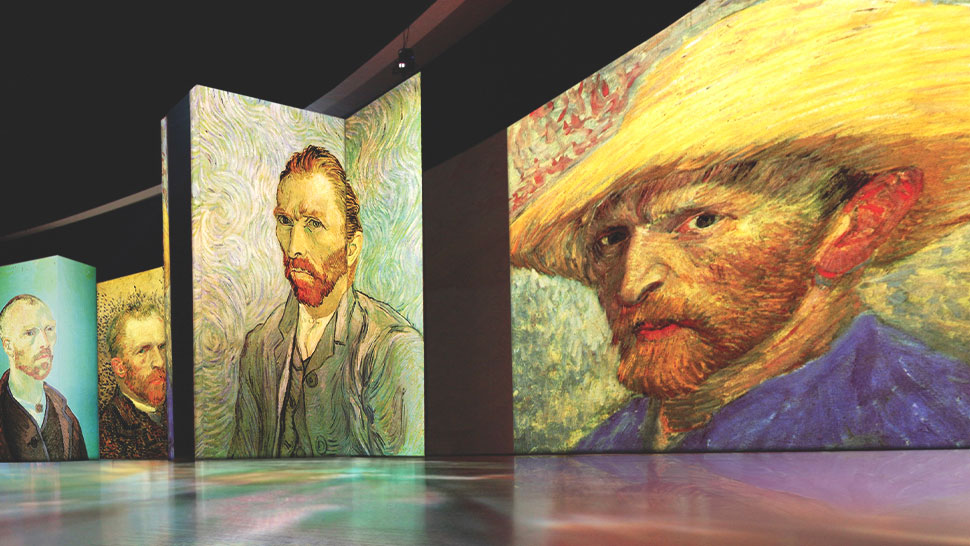 Van Gogh Alive Is Coming To Manila And Here's What You Can Expect