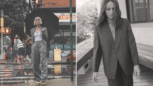 Let These Celebrities School You On How To Wear Oversized Suits