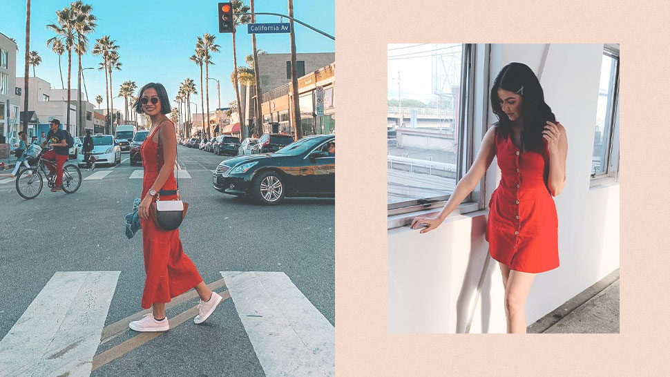 15 Easy Ways To Rock A Red Dress For Every Occasion