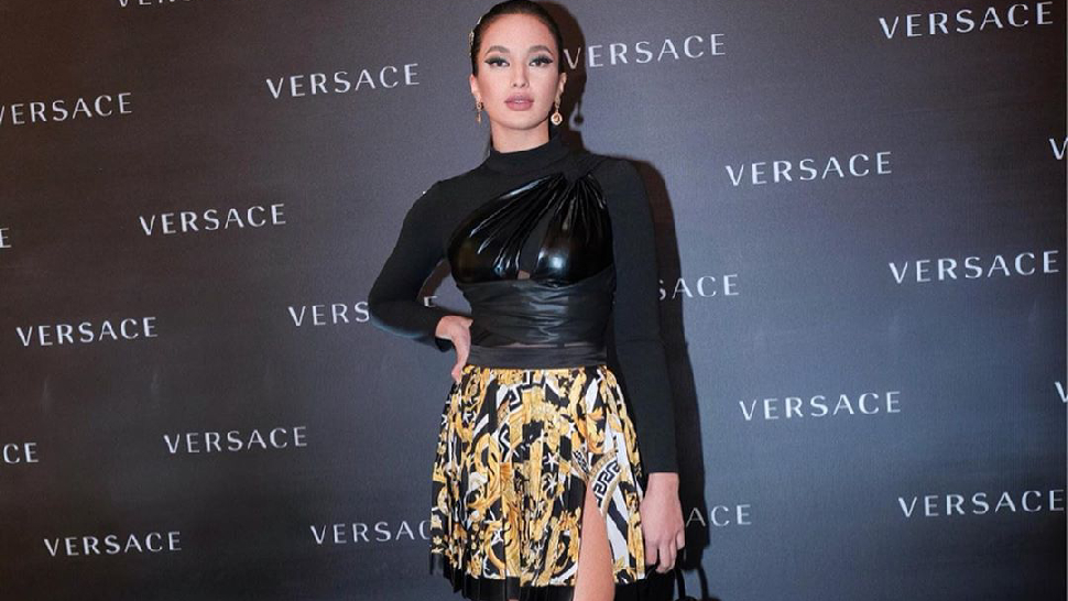 All The Coolest OOTDs At Versace's Manila Store Opening